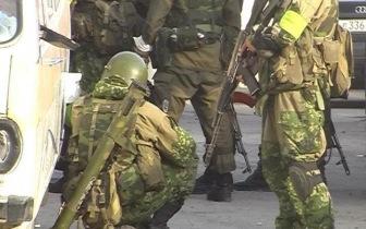 В Дагестане продолжают взрывать дома предполагаемых боевиков
