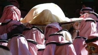 Сегодня похоронили короля Абдаллу бин Абдель Азиза Аль Сауда
