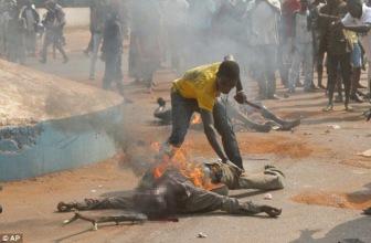 Франция совершает массовые убийства мусульман в Центральной Африке