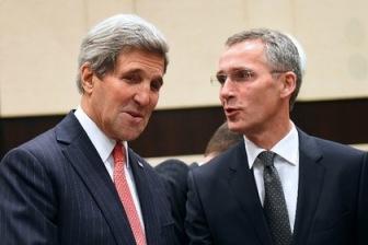 США и НАТО потребовали от России прекратить поддержку сепаратистов