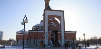 Полиция задержала вандала осквернившего Мемориальную мечеть