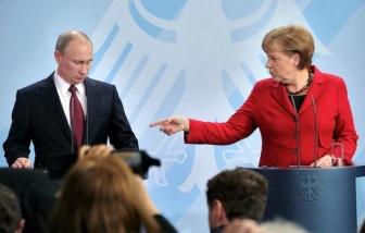 Меркель отказалась приглашать Путина на саммит G-8