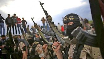 В воскресенье Исламское Государство предприняло попытку штурма границы Саудовской Аравии