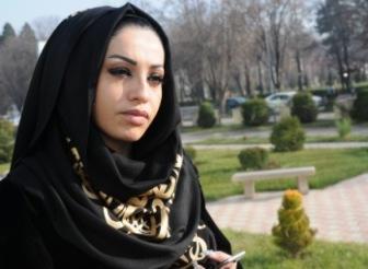 Надев хиджаб, таджикская поп-дива произвела фурор