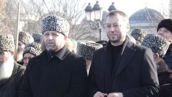 За организацию митинга задержан оппозиционер Магомед Хазбиев