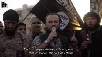 """Шокирующий фильм ИГИЛ - """"Звон мечей"""" поражает своей жестокостью"""