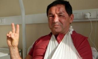 Абдулатипов санкционировал нападение на Гаджимурада Омарова. Интервью