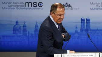 Главе МИД РФ устроили крайне неприветливый прием в Мюнхене
