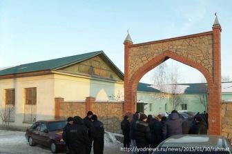 """Продолжается давление на религиозные организации. В Екатеринбурге мечеть """"Рахмат"""" выселили и опечатали"""