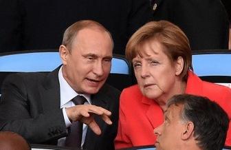 Путин предложил Меркель «чеченский» вариант