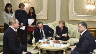 Ожидания от встречи в Минске
