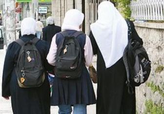 ОП РФ обсудит во вторник решение Верховного суда страны о запрете хиджабов