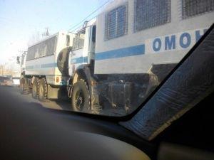 В мечеть «Рахмат» города Екатеринбург нагрянул ОМОН