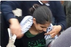 Четырнадцатилетняя узница сионизма вышла на свободу