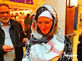 Мэр канадского города надела хиджаб в поддержку мусульман