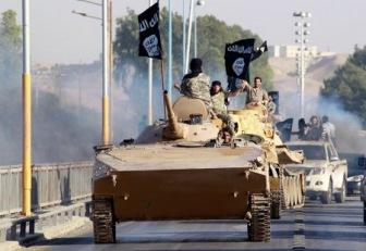 Штурм американской военной базы «Исламским государством»