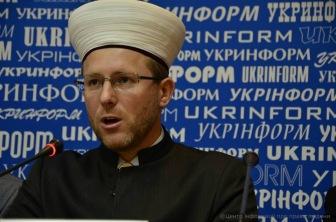 """Муфтий Украины  Саид Исмагилов ответил СМР на призыв к мусульманам выйти на шествие-митинг """"Год майдану. Не забудем! Не простим!"""""""