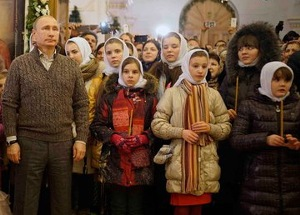 Муфтий Гайнутдин направил Владимиру Путину письмо в защиту платка