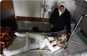 Сионисты не пропускают гуманитарный груз из Франции в Газу