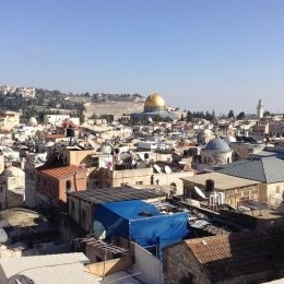 Зачистка Иерусалима от палестинцев
