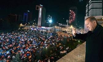 Президент Эрдоган выступает за принятие новой, революционной для Турции Конституции
