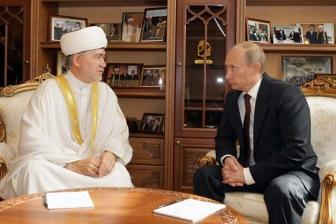 """К чему бы это? Путин наградил главу СМР орденом """"За заслуги перед Отечеством"""""""