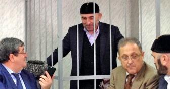 Защита Курман-Али Байчорова подала кассационную жалобу на решение суда