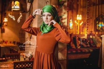 AMANI - российский дизайнер в Марокко