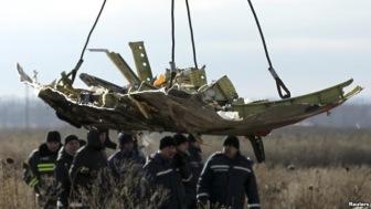 """Голландские журналисты нашли доказательства того, что самолет над Донецком был сбит """"Буком"""""""