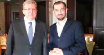 Мусульмане Кавказа обсудили с Алексеем Кудриным экономику страны