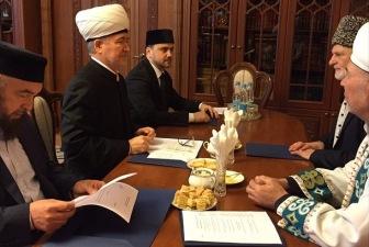 Совет муфтиев России: концепция дальнейшего развития