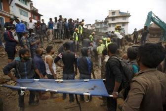 Мусульманские страны первыми протянули руку помощи Непалу