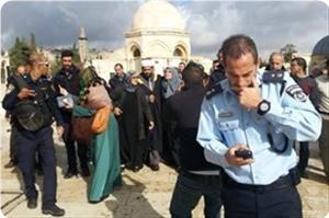 """В Аль-Кудсе у """"Израиля"""" интерес к религиозным палестинкам"""
