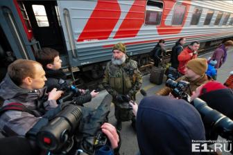 «Нас называли оккупантами». О возвращении из Донбасса в Россию уральских добровольцев