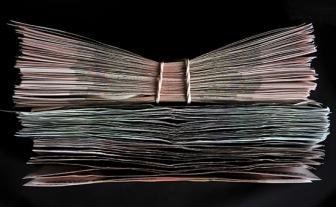 Сбербанк предупредил о риске исчерпания Резервного фонда в 2015 году