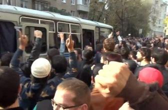 Участник штурма автобуса с ОМОНом у московской мечети вышел на свободу