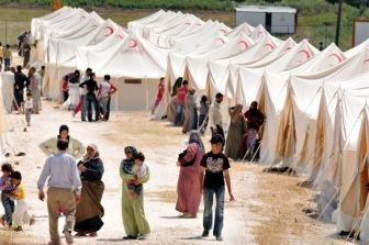 К концу года число беженцев из Сирии и Ирака в Турции достигнет 2,5 млн