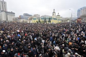Сухая статистика - в России сегодня мусульман больше чем православных