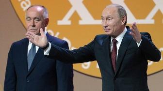 В суде Лондона при рассмотрении досье на Виктора Иванова, прозвучало имя Владимира Путина