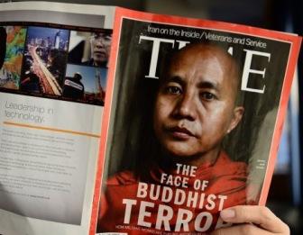 Лидер буддийских монахов Мьянмы Ашин Виратху о Коране и своей ненависти к мусульманам
