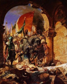 29 мая 1453 – завоевание Константинополя