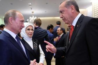 Президент Турции передал Путину доклад о притеснении крымских татар