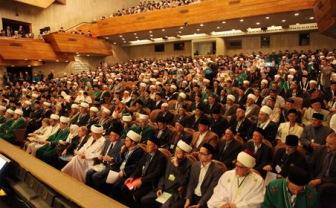 В Татарстане прошел VI Всероссийский форум татарских религиозных деятелей