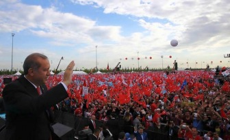 В Стамбуле прошли праздничные мероприятия по случаю 562-ой годовщины завоевания Константинополя