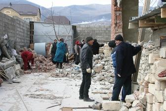 Нарушения в ходе борьбы властей с вооруженным подпольем и мирными салафитами в Дагестане