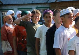 В Карачаево-Черкесии открылся исламский детский лагерь