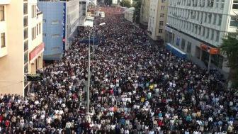 240 тысяч мусульман посетили в праздник Ураза-байрам мечети Москвы и Подмосковья