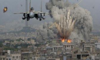 Израиль нанес удар по территории Сирии