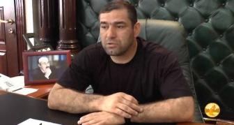 Дача Сагида Муртазалиева вчера была блокирована силовиками
