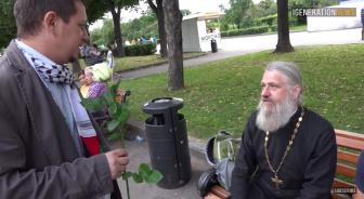 """Православный священник: """"Все мусульманки попадут в АД"""""""